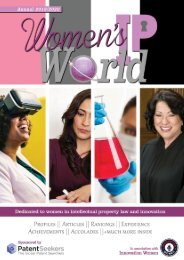 The Women's IP World Annual 2019/2020