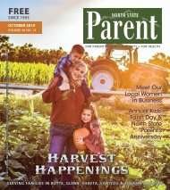 North State Parent October 2019