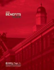 WKU 2020 Benefits Guide