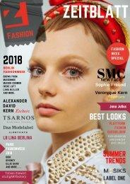 ZeitBlatt Fashion Magazin 2018