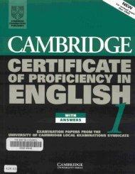 Cambridge Certificate Of Profeciency English ( PDFDrive.com )