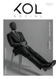 The KOL Social Magazine Issue 1