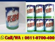 PENDAFTARAN DISTRIBUTOR! CALL/WA 0811-9700-400, Susu K28 Yogyakarta
