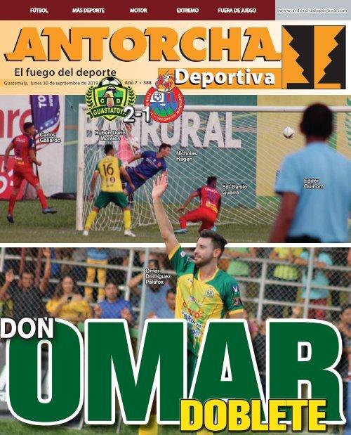 Antorcha Deportiva 388