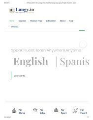 #1 Best platform for learning online UN official foreign languages _ English _ Spanish _ Arabic