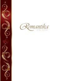 Romantika a la carte (03.10 - 31.03.2020)