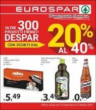 Eurospar S.Gavino 2019-09-19