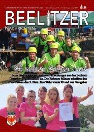 Beelitzer Nachrichten - September 2019