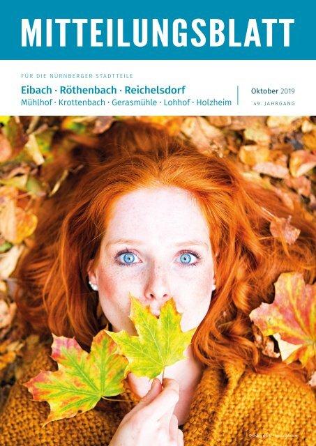Mitteilungsblatt Nürnberg-Eibach/Reichelsdorf/Röthenbach - Oktober 2019