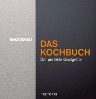 GAGGENAU Das Kochbuch - Der perfekte Gastgeber