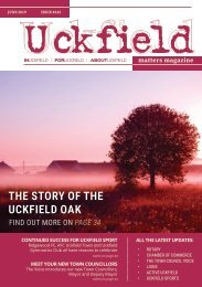 Uckfield Matters Magazine June 2019 #142