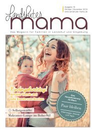 Landshuter Mama Ausgabe 19