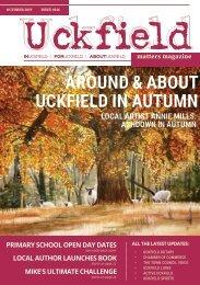Uckfield Matters Magazine eOctober 2019 - #146