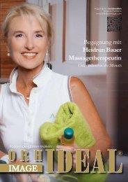 Heidrun Bauer im Spotlight bei Orhideal