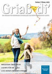 Griaß di' Magazin Herbst/Winter 2019/20