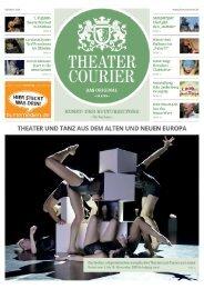 TheaterCourier Oktober 2019