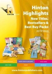 Hinton Highlights 2019