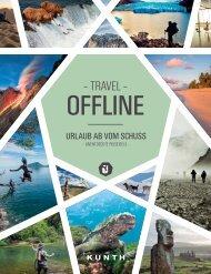 Travel offline - Urlaub ab vom Schuss