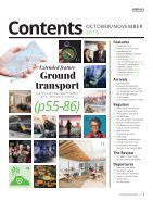 The Business Travel Magazine Oct/Nov 2019 - Page 3