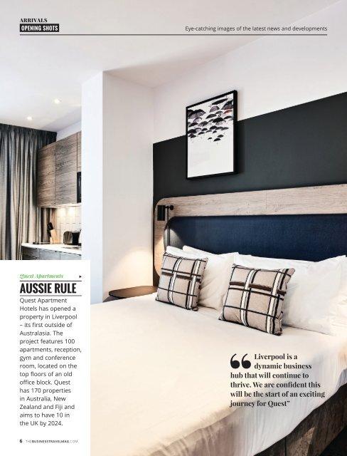 The Business Travel Magazine Oct/Nov 2019