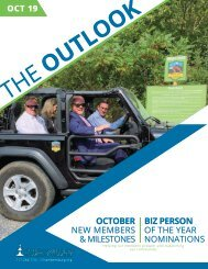 The Outlook - October 2019