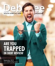 Debtfree Magazine September 2019