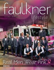 Faulkner Lifestyle October 2019 Issue