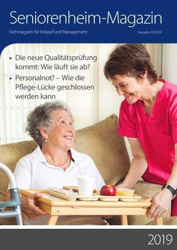 Seniorenheim-Magazin