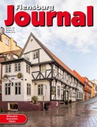 Flensburg Journal 205 - Oktober 2019