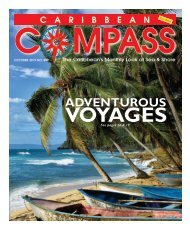 Caribbean Compass Yachting Magazine - October 2019