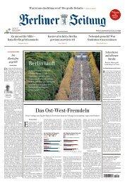 Berliner Zeitung 30.09.2019