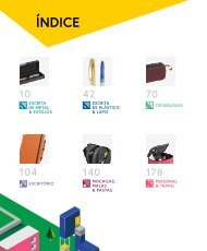 Nossa Eu Quero Comunicação! Catálogo de Produtos Corporativos & Brindes Personalizados