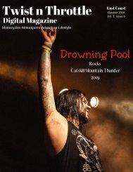 Twist n Throttle Magazine October 2019 Volume 1 Issue 6