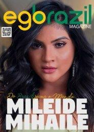 Mileide Mihaile - EGOBrazil Magazine Outubro