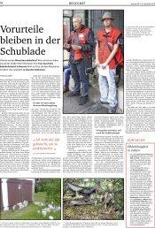 Perspektivwechsel-Touren durch Bremen