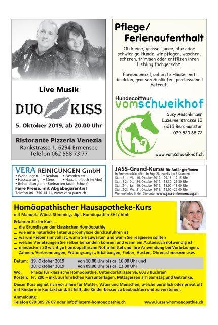Barni-Post, KW 40, 2. Oktober 2019