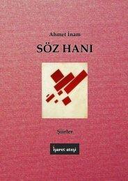 Ahmet İnam - Söz Hanı