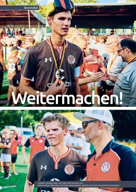 sporting hamburg OKTOBER 2019