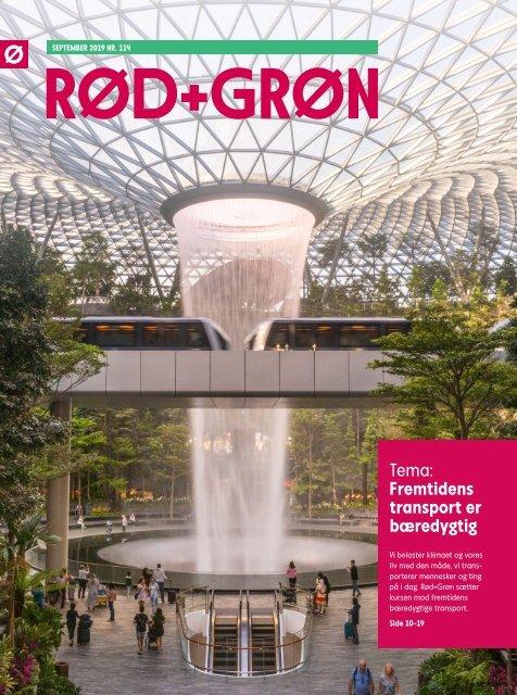 Rød-Grøn - september 2019