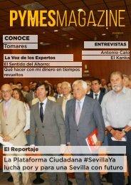 Revista PYMES Magazine nº20 mes de octubre