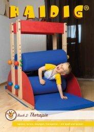 Kindergartenbedarf HAIDIG® Buch 2 - Therapie