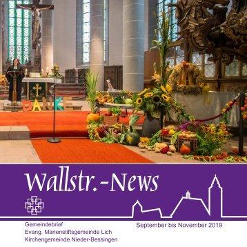 Wallstr. News 19-03