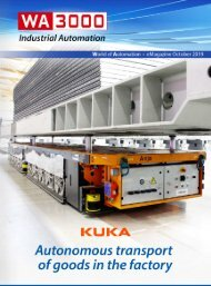 WA3000 Industrial Automation October 2019 – International Edition