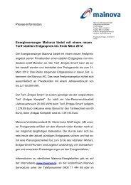Erdgas Smart (pdf | 0,03 MB) - Mainova AG