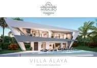 Villa Alaya - Javea Costa Blanca
