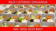 TERMURAH, WA 0856-4029-8007, Jasa Catering Aqiqah Singaraja