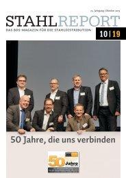 Stahlreport 2019.10