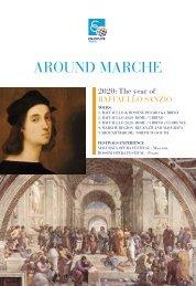 Around Marche: Raffaello Sanzio and more