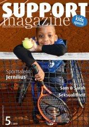 Support Magazine oktober 2019