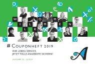 Couponheft 10-12/2019 – Arsenal Wittenberg